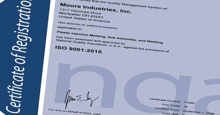 ISO-9001-2015-Certified-Moore-Industries